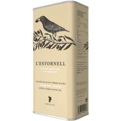 L'Estornell Aceite Oliva Virgen Extra 5 L. (lata)