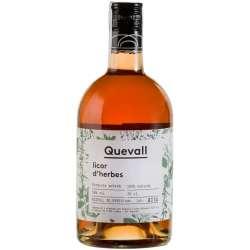 Licor d'Herbes Artesà Quevall
