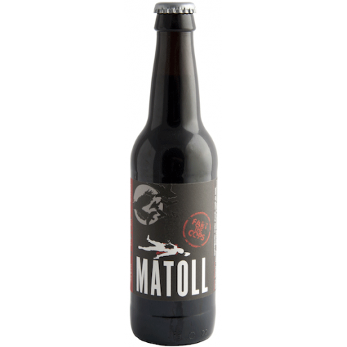 Cerveza Matoll Fart the Cops