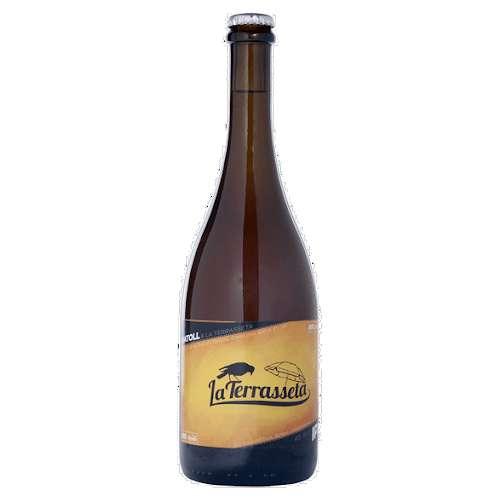 Cerveza Matoll La Terrasseta 75 cl.