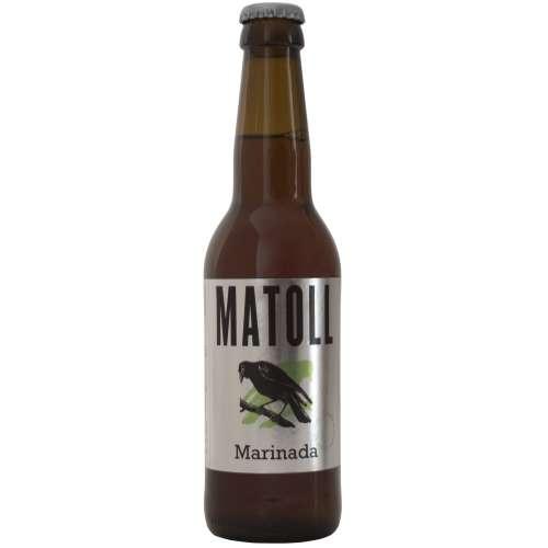 Cerveza Matoll Marinada