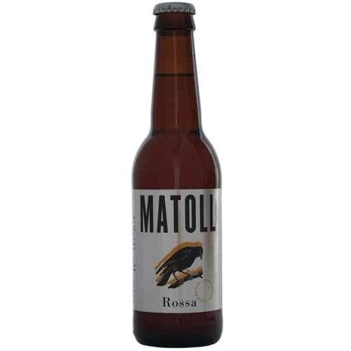 Cerveza Matoll Rossa 75 cl.