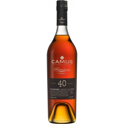 Camus Rarissimes 40 Year Old Cognac 70 cl.