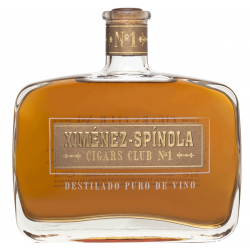 Ximénez-Spínola Brandy Cigars Club Nº 1
