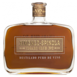 Ximénez-Spínola Brandy Cigars Club Nº 2