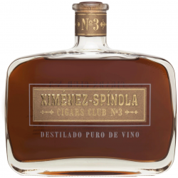 Ximénez-Spínola Brandy Cigars Club Nº 3