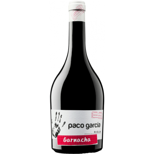 Paco Garcia Garnacha 2018