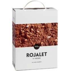Bag in Box Rojalet Negre Jove 3 L.