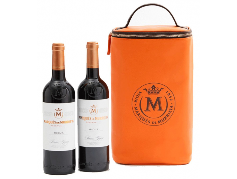 Marqués de Murrieta Reserva 2016 Estuche Lujo 2 Botellas
