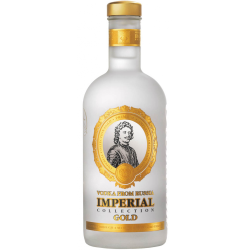 Vodka Imperial Gold