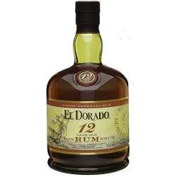 El Dorado 12 Años 70 cl.
