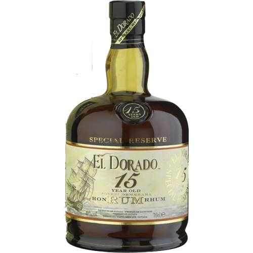 El Dorado 15 Años 70 cl.