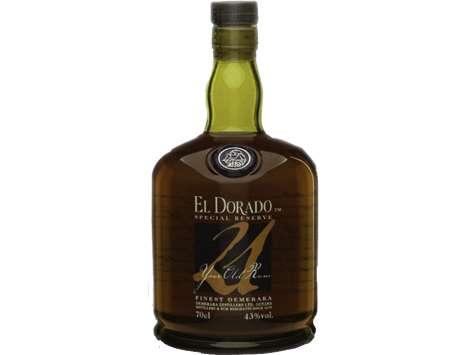El Dorado 21 Años 70 cl.