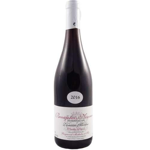 Beaujolais Nouveau Domaine Mariluc 2016
