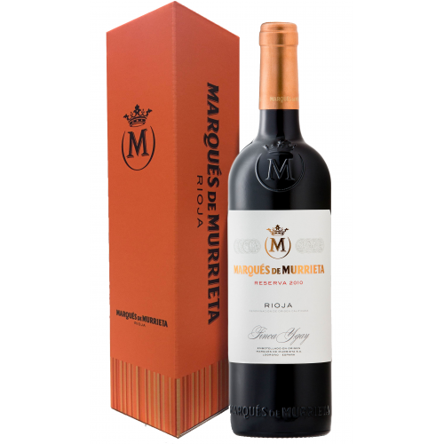 Marqués de Murrieta Estuche Lujo 1 Botella 2015