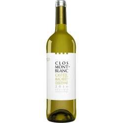 Clos Montblanc Castell Macabeu-Chardonnay 2016