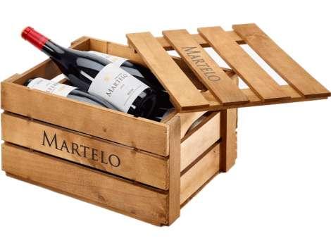 Martelo 2014 Caja Vintage 6 botellas