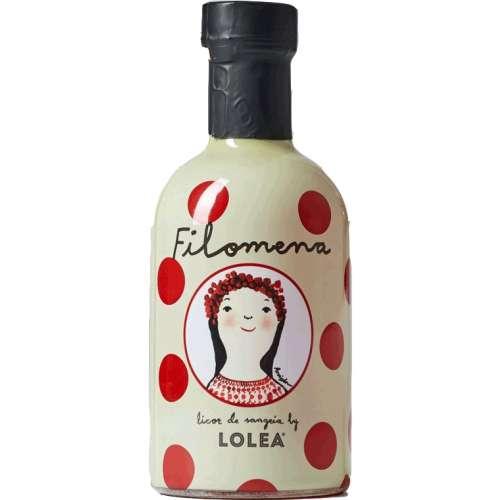 Licor de Sangría Filomena Lolea 50 cl.