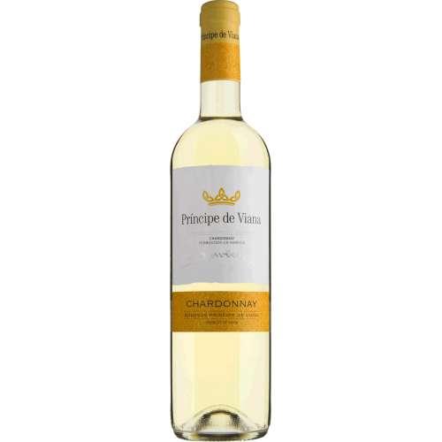 Príncipe de Viana Chardonnay Barrica 2017