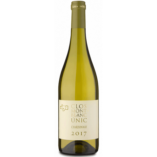 Clos Montblanc Únic Chardonnay 2017