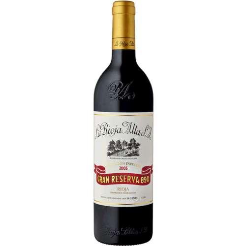 La Rioja Alta Gran Reserva 890 2005