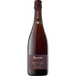 Recaredo Intens Rosat Brut Nature 2017