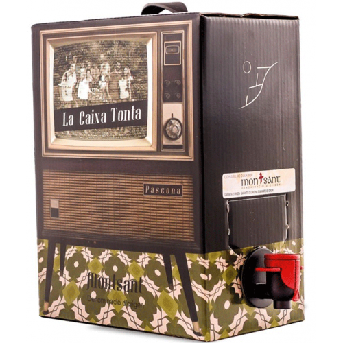 Bag in Box La Caixa Tonta 3L.
