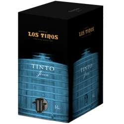 Bag in Box Los Tinos Tinto Joven 5L.