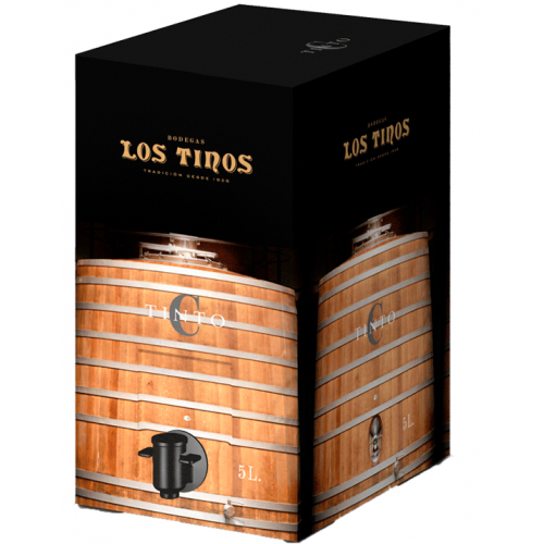 Bag in Box Los Tinos Tinto Crianza 5L.