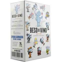 Bag in Box Beso de Vino 3L.