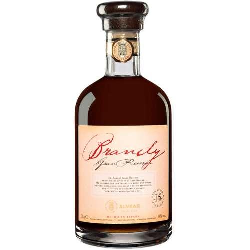 Alvear Brandy Presidente Gran Reserva