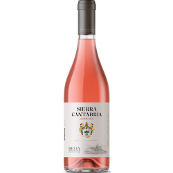 Sierra Cantabria Rosado 2019