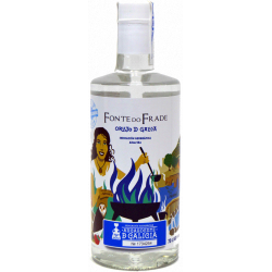 Fonte Do Frade Aguardiente Blanco