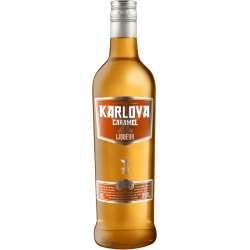Vodka Karlova Caramel