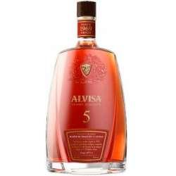 Alvisa Brandy 5 años