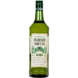 Vermouth Francisco Simo y Cia Blanco