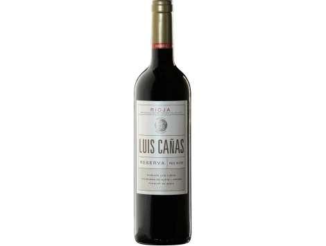 Luis Cañas Reserva 50 cl. 2013