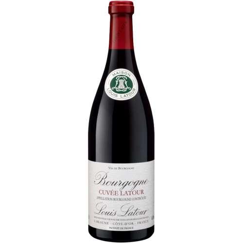 Louis Latour Bourgogne Rouge Cuvée Latour 2018