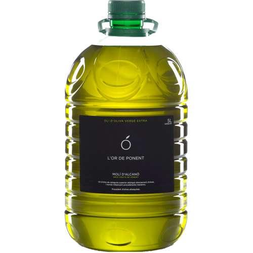 Aceite de Oliva Or de Ponent 5L.