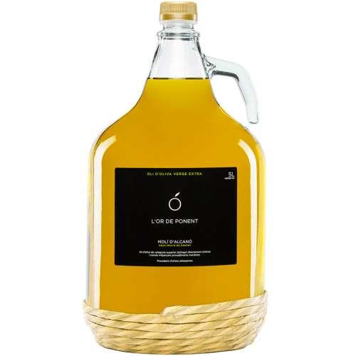 Aceite de Oliva Or de Ponent Cristal 5L.