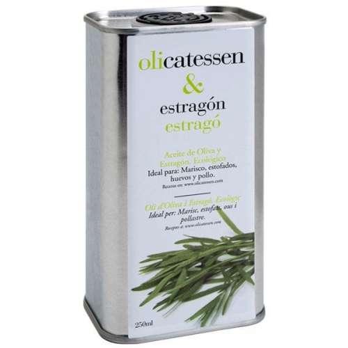 Olicatessen Estragón 250 ml.
