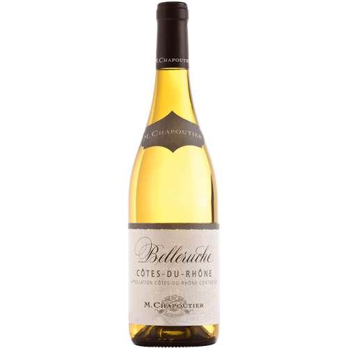 M. Chapoutier Côtes Du Rhône Belleruche Blanc 2017